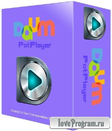 Daum PotPlayer 1.6.55390 Stable DC 24.07.2015