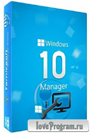 Yamicsoft Windows 10 Manager 1.0.0 DC 31.07.2015 Final