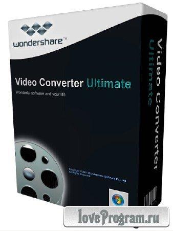 Wondershare Video Converter Ultimate 8.4.0.0 + Rus