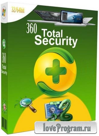 360 Total Security 7.6.0.1031