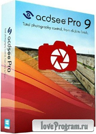 ACDSee Pro 9.0 Build 439 Lite Rus (x86/x64) RePack by MKN