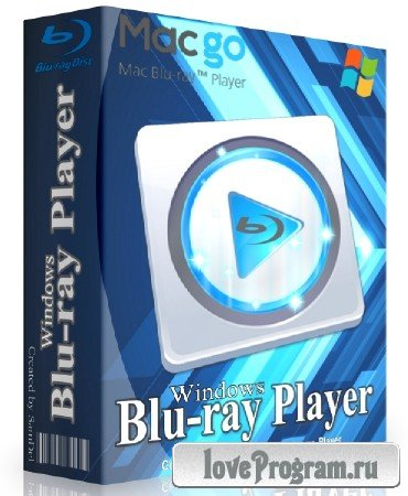 Macgo Windows Blu-ray Player 2.16.6.2108