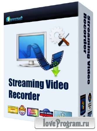 Apowersoft Streaming Video Recorder 5.0.9 (Build 10/10/2015)