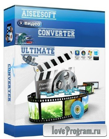 Aiseesoft Video Converter Ultimate 9.0.8 + Rus