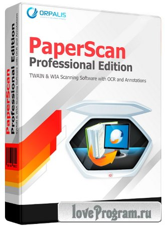ORPALIS PaperScan 3.0.9 Professional Edition
