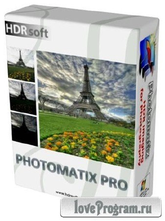 HDRsoft Photomatix Pro 5.1.1 Portable ML/RUS