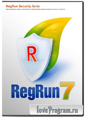 RegRun Security Suite Platinum 7.80.0.181 + Rus