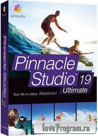 Pinnacle Studio Ultimate 19.0.2 Final (x64)