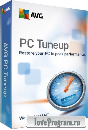 AVG PC TuneUp 2015 v15.0.1001.638 Final