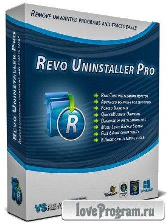 Revo Uninstaller Pro v3.1.2 Final