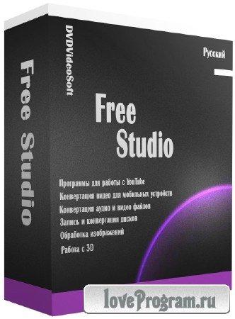 DVDVideoSoft Free Studio 6.5.8.1019