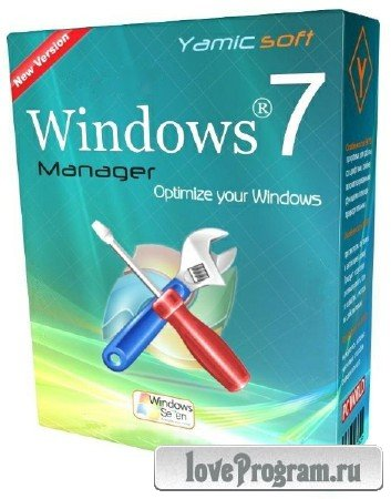 Windows 7 Manager 5.1.6 Final