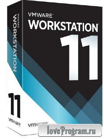 VMware Workstation v11.1.2 Build 2780323 Final