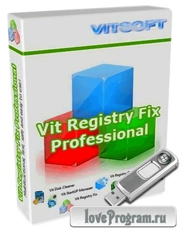 Vit Registry Fix Pro 12.6.3 Final