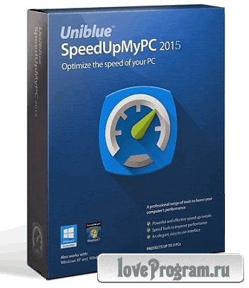 Uniblue SpeedUpMyPC 2015 6.0.11.1 Final