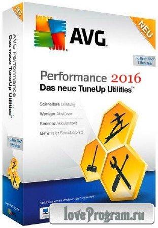 AVG PC TuneUp 2016 16.3.1.24857 Final