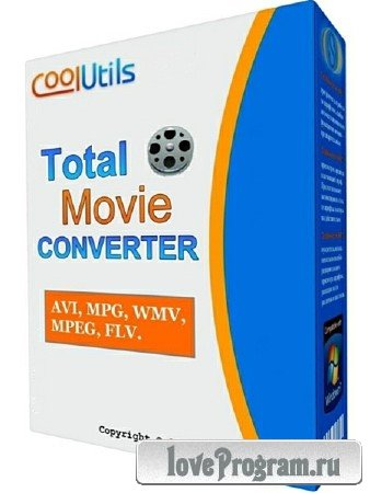 Coolutils Total Movie Converter 4.1.14