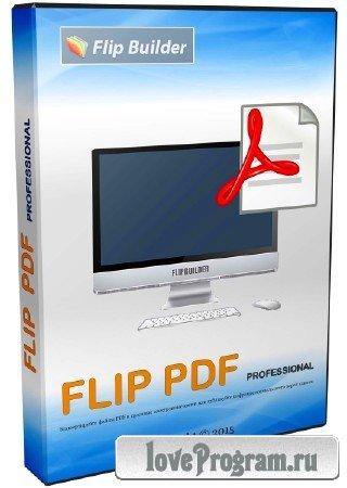 FlipBuilder Flip PDF 4.3.14