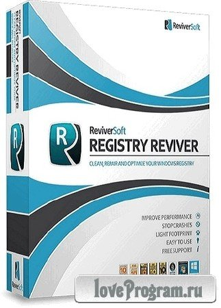 ReviverSoft Registry Reviver 4.3.2.6 Final + Portable
