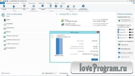 WinZip 19.0 Pro Build 11293 [32x64 bit]
