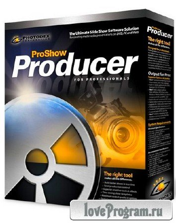 ProShow Producer 9.0.3793 RePack by PooShock