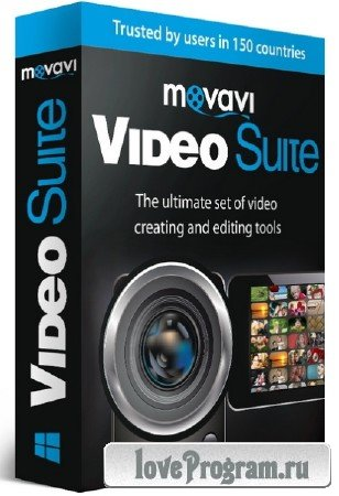 Movavi Video Suite 17.3.0