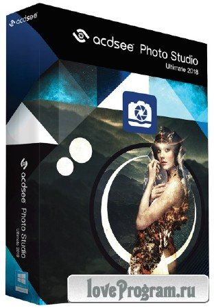 ACDSee Photo Studio Ultimate 2018 11.2 Build 1309 (x64)