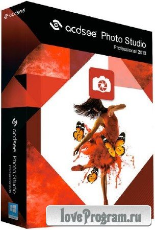 ACDSee Photo Studio Professional 2018 11.2 Build 888