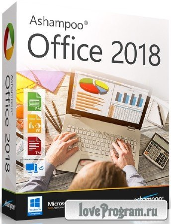 Ashampoo Office Professional 2018 Rev 927.0308