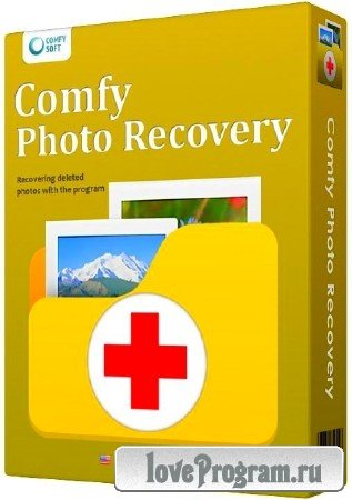 Comfy Photo Recovery 4.7 Commercial / Office / Home
