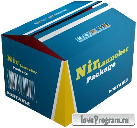 NirLauncher Package 1.20.34 Rus Portable