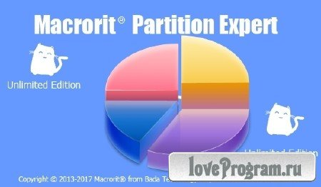 Macrorit Partition Expert 4.9.3 Unlimited + Portable