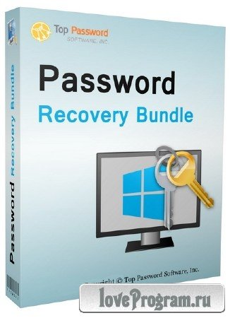 Password Recovery Bundle 2018 Enterprise Edition 4.6 DC 31.03.2018