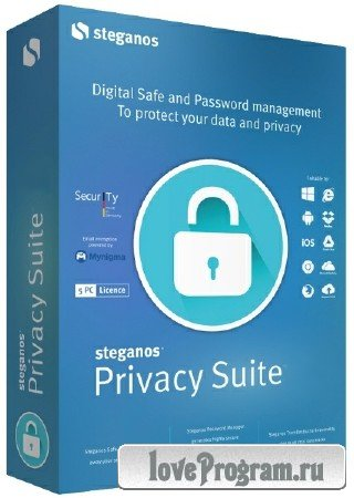 Steganos Privacy Suite 19.0.2 Revision 12306