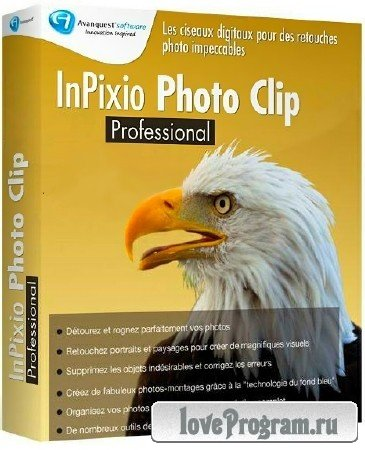 InPixio Photo Clip Professional 8.2.0