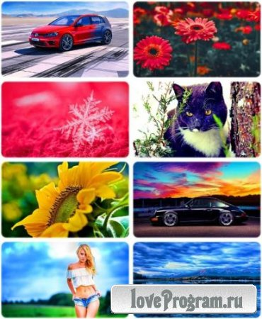 Wallpapers Mixed Pack 53