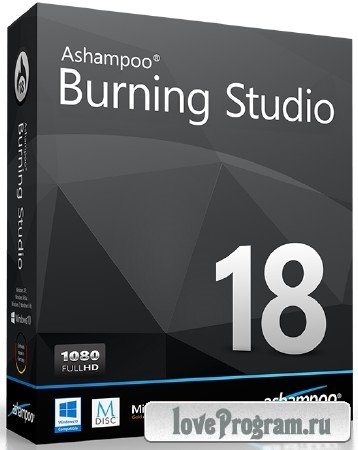 Ashampoo Burning Studio 18.0.9.2 DC 06.04.2018