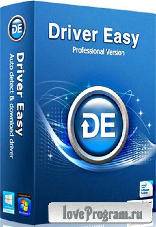 Driver Easy Professional 5.6.2.12777 + Rus