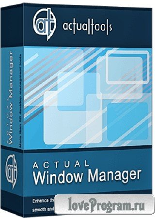 Actual Window Manager 8.12.1 Final