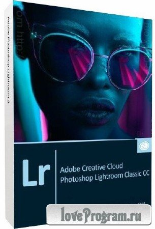 Adobe Photoshop Lightroom Classic CC 2018 7.3.1.10 (x64) + Rus