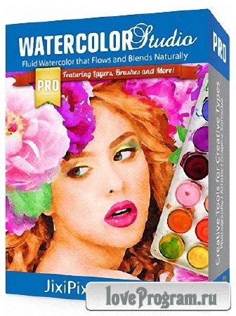 Jixipix Watercolor Studio 1.2.4