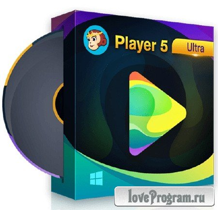 DVDFab Player Ultra 5.0.1.2 + Rus