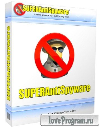 SUPERAntiSpyware Professional 6.0.1260 Final