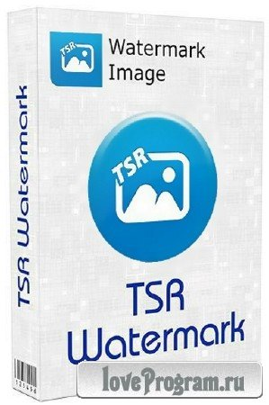 TSR Watermark Image Software Pro 3.5.9.2 + Portable