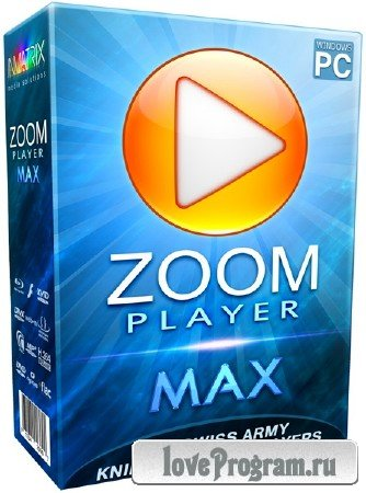 Zoom Player Max 14.2 Beta 4 + Rus