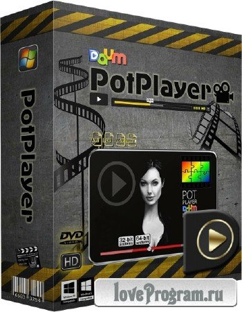 Daum PotPlayer 1.7.12845 Stable DC 02.07.2018