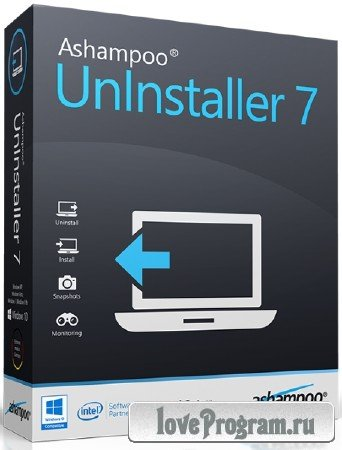 Ashampoo UnInstaller 7.00.10 DC 06.07.2018