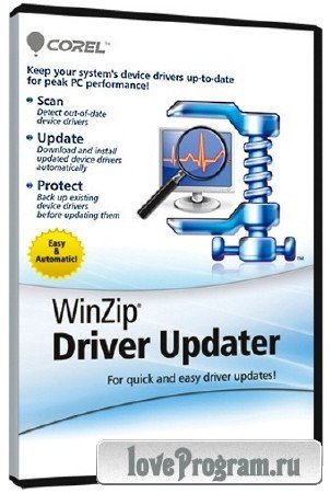 WinZip Driver Updater 5.25.9.12 Final