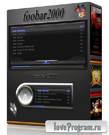 foobar2000 1.4 Stable