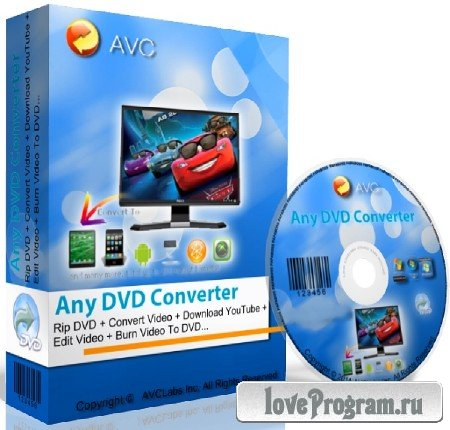 Any DVD Converter Professional 6.2.5